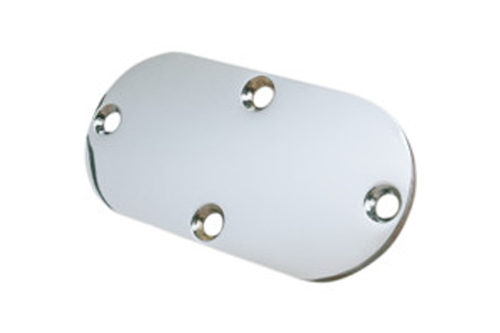 Drag Specialties Primary Chain Inspection Cover for '84-06 FXST/FXWG & '93-05 FXDWG