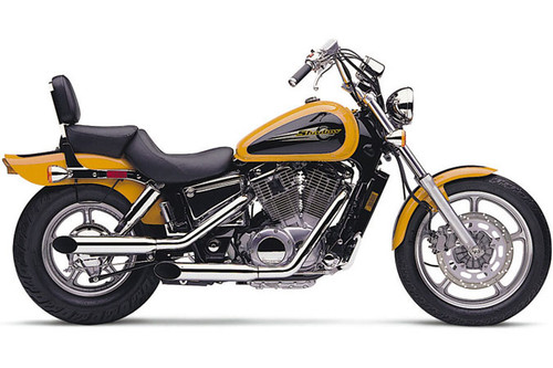 Cobra Classic Slash Cut Exhaust  for Spirit 1100 '97-up