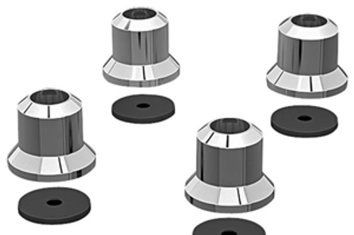 Kuryakyn  Luggage Rack Risers for GL1800 '01-13