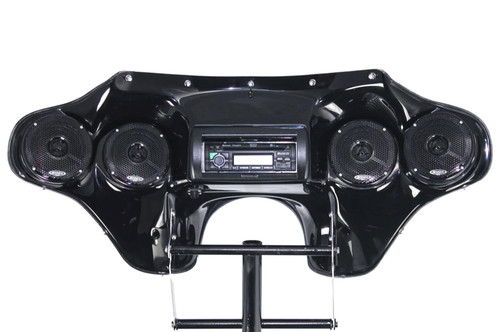 Hoppe Quadzilla Fairing with Audio for Yamaha Road Star 1600 and 1700