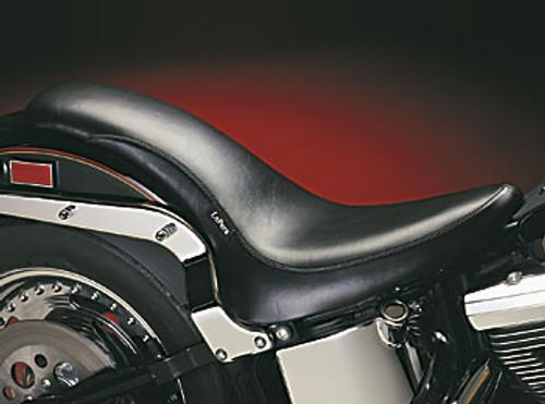LePera King Cobra Seat for '00-05 FXST, '06-Up FLST w/150 mm Tires