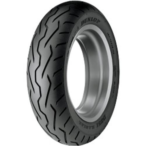 Dunlop Original Equipment Replacement Tires for VTX1800R/N/T   '03-08  REAR 180/70R16  77H   BLK  D251R  Model -Each