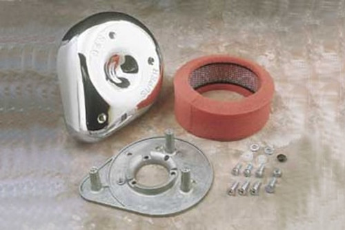 S&S Air Cleaner for '84-92 Big Twin Models and '86-90 XL  with S&S E & G Series Carbs