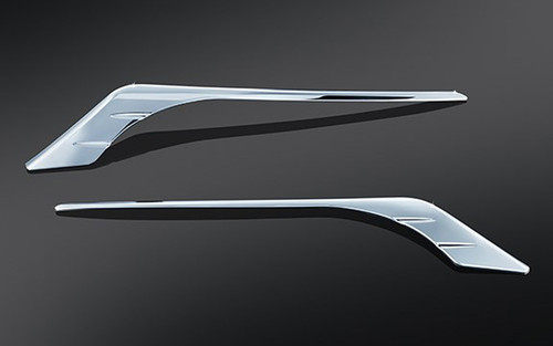 Kuryakyn Fairing Turn Signal Trim for '14-Up Indian Chieftain - Sold In Pairs