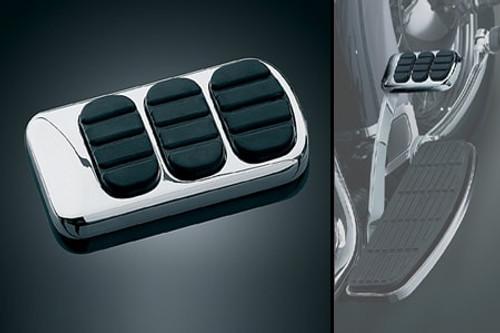 Kuryakyn ISO Brake Pedal Pad for Road Kings & Harley FL/Dressers