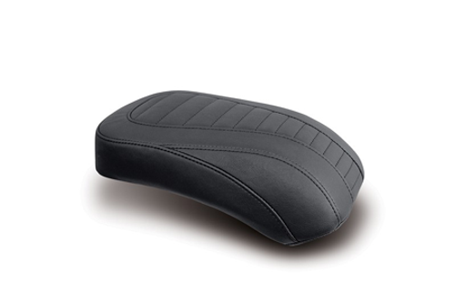 Mustang  Tripper Passenger Tuck and Roll Seat for '00-06 Softail Models w/ Standard Rear Tire