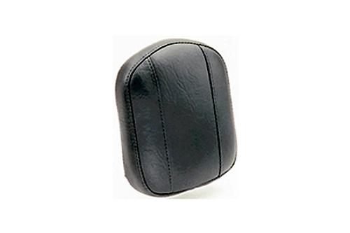 Mustang  Sissy Bar Pad  for Tall Cobra Bars ONLY-Small -Plain/Vinatge