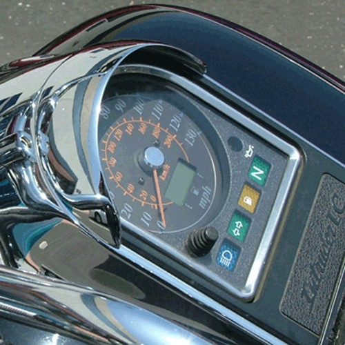 National Cycle Cast Speedometer Cowling for Kawasaki Vulcan 900B Classic  '06-Up