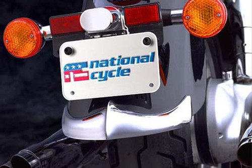 National Cycle Rear Fender Tip/Trim for Valkyrie 1500 '97-03