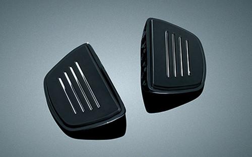 Kuryakyn Premium Mini Boards -Gloss Black, Pair Splined Adapters Required (sold separately)