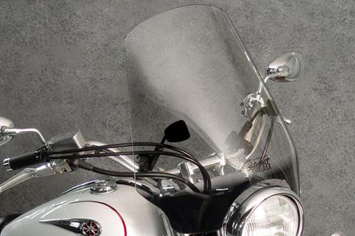 "National Cycle Street Shield EX™ for 7/8"" Handlebars -Light Tint"