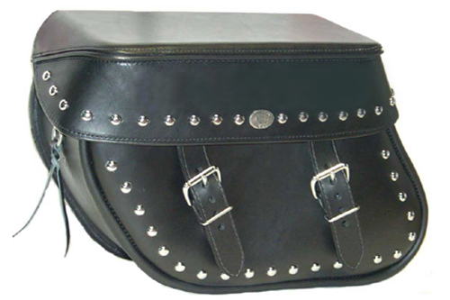 Boss Bags #36 Model Studded on Bag Body and Lid Valence
