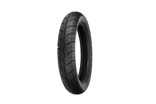 Shinko Motorcycle Tires 230 Tour Master  FRONT 120/90V18   65 -Black, Each