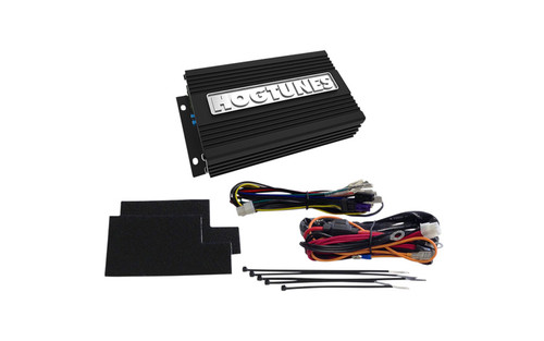 Hogtunes 200 Watt Amplifier Kit for '98-13 FLHT/FLHX/H-D FL Trike w/ Factory Radio
