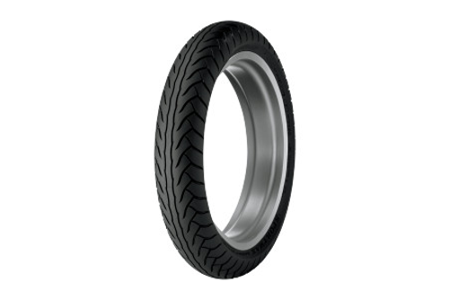 Dunlop Original Equipment Replacement Tire for Mean Streak 1500 '02-03  FRONT 130/70R17  62H   BLK  D220  Model -Each