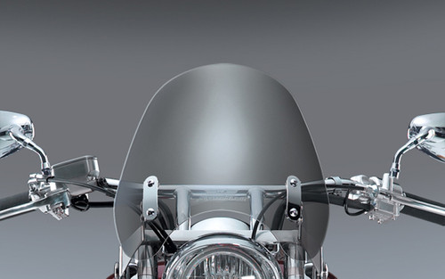 National Cycle SwitchBlade Windshield for Sabre 1300 '10-14 - Deflector Style, Tint