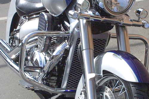 Baron Custom Chrome Engine Guards for C50 & M50 '05-Up
