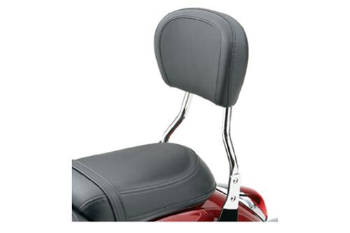 Cobra Passenger Bar Short 12 inch for '07-Up FLSTF & '06-Up FXST Models -Round Style