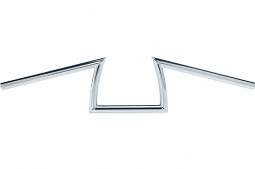 "Biltwell Inc. 7/8"" Handlebars -Keystones, Chrome"