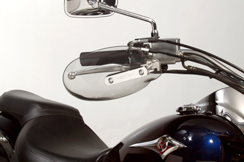 National Cycle Hand Deflectors for Certain Suzuki Models (Click for fitment)