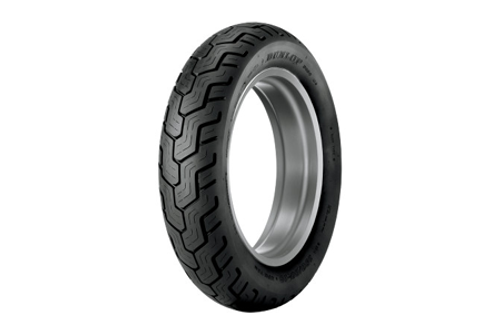 Dunlop Metric Cruiser Tires D404 REAR 120/90-18 BLK   65H -Each