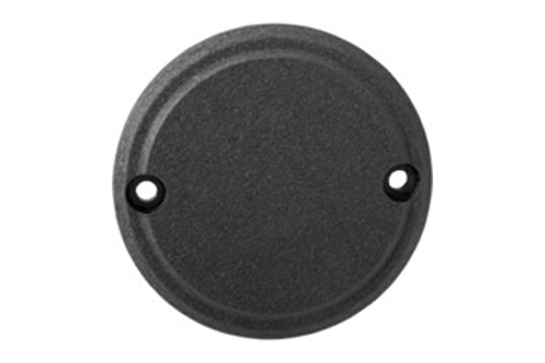 Novello Points Cover for '99-Up Twin Cam -Smoothie, Black