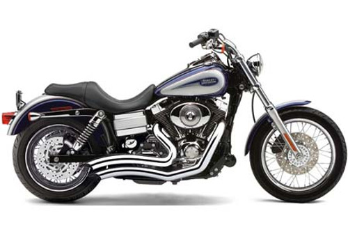 Cobra Speedster Short Swept for All Dyna Models '12-17