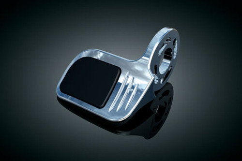 Kuryakyn ISO Throttle Boss Contoured Style for ISO, Flame & Transformer Grips -Right Side