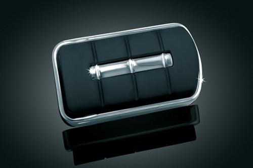 Kuryakyn Deluxe ISO-Brake Pedal Pad for all FL/FLST & Trike Models -Each