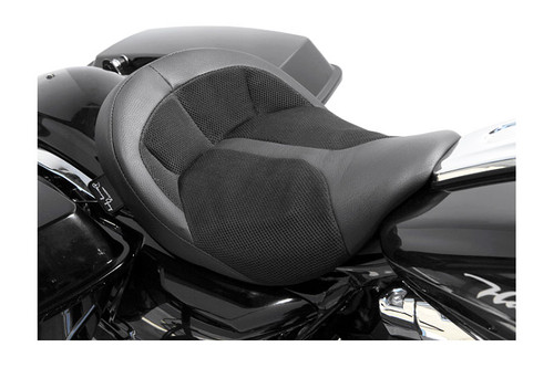 danny gray bigist solo air seat wide saddle with moderate back support