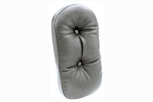 Mustang  Bracket Style Sissy Bar Pad -Pillow    (12.5 inches tall)