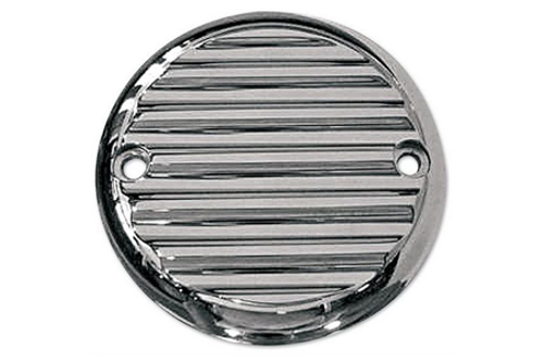 Joker Machine Points Cover -for '99-Up Twin Cam -Finned