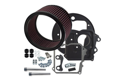S&S Performance Billet Air Cleaner Kit  for '14-Up Indian Chieftain, Springfield, Classic and Vintage Models
