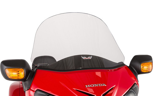Tall Clear Slipstreamer Replacement Windshield for 13-14 F6B -19