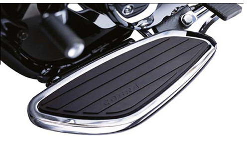 Cobra Front Floorboards for Sabre/Stateline 1300 '10-15 - Swept Style