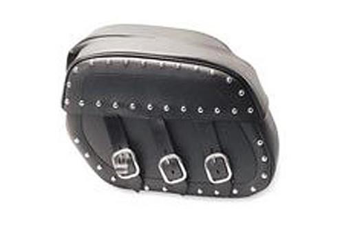 Saddlemen Rigid-Mount Specific-Fit Quick-Disconnect  Saddlebags for Yamaha V-Star 1100   '99-Up Desperado