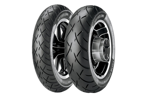 Metzeler Tires ME888 Marathon ULTRA Mileage-No Compromise  Blackwall Front Tire -130/60-23-TL  (65H) -Each