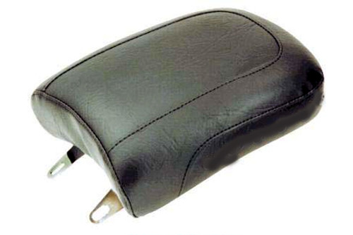 Mustang  Thin Rear Seat  for Dyna/Wide Glide '96-05 -Vintage