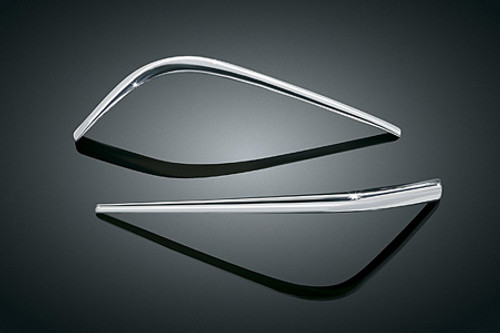 Kuryakyn Trunk Taillight Accents for GL1800 '01-10 & '12
