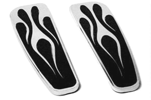 Baron Custom Flame Longboards Click for Fitment Mounting brackets required and sold separately