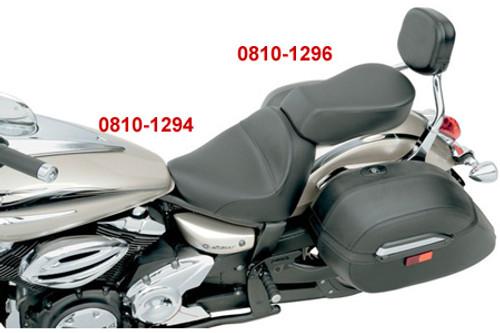 Saddlemen Renegade Deluxe Solo Seat for V-Star 950 '09-17 Plain Saddlehyde