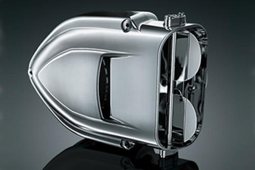 Kuryakyn Pro-R Hypercharger for '08-16 Touring Models, Trikes  '11-'12 FLSTSE & '13 FXSBSE