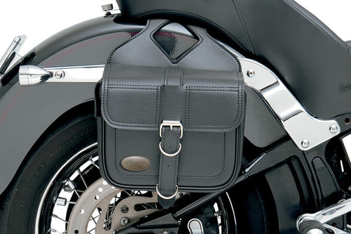All American Rider Flap Over Saddlebags -Medium, Plain