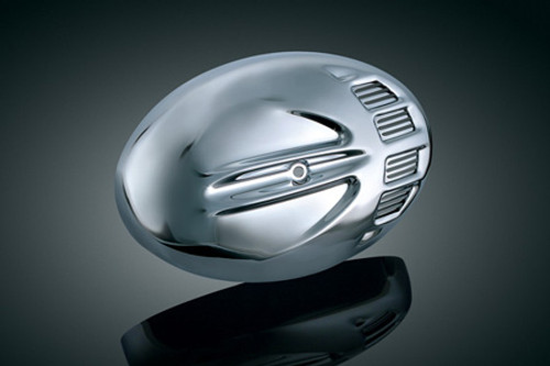 Kuryakyn Scarab  Air Cleaner Cover without Notch Click for Fitment