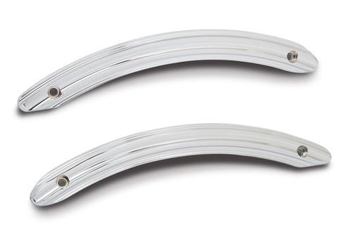 Arlen Ness 10-Gauge Fender Strut Covers  For '14-Up Indian Scout  - Chrome
