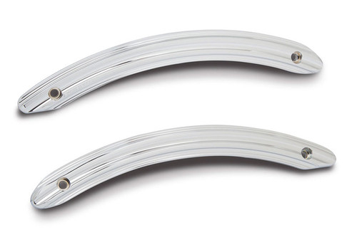 Arlen Ness 10-Gauge Fender Strut Covers  For '14-Up Indian Scout  - Chrome