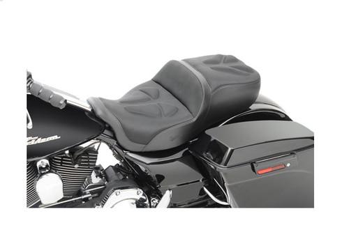 Saddlemen Seats Explorer G-Tech Seat for Harley Davidson Touring Models 2008-Up (will not fit 2014-2015 Models with OEM Tour Pak)