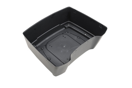 Drag Specialties Precision Tourbox -Bottom for '06-13 FLHTC/FLHTCU/FLHTK/FLTRU Replaces OEM #'s 53121-09, 53128-09, 53145-09