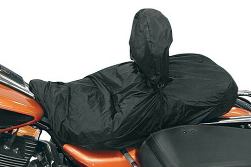 Mustang  Seat Rain Cover  for Standard Seat with Driver Backrest
