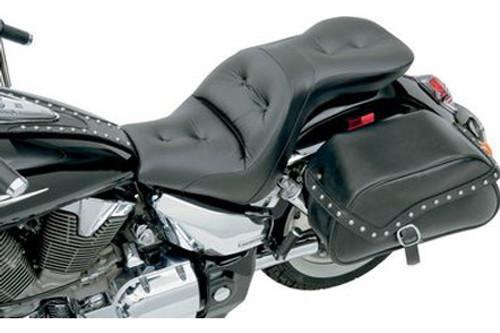 Saddlemen Explorer RS Seat for V-Star 1100 Classic  '99-09 Saddlehyde Without Driver Backrest